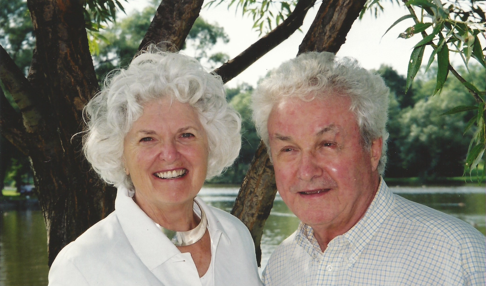 Mr. and Mrs. Earl and Marion Orser
